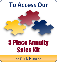 3 Piece Annuity Sales Kit